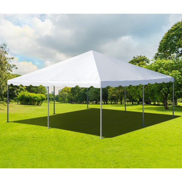 20' Wide Tents