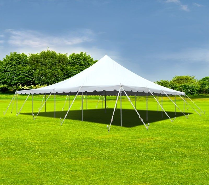 40' Wide Tents