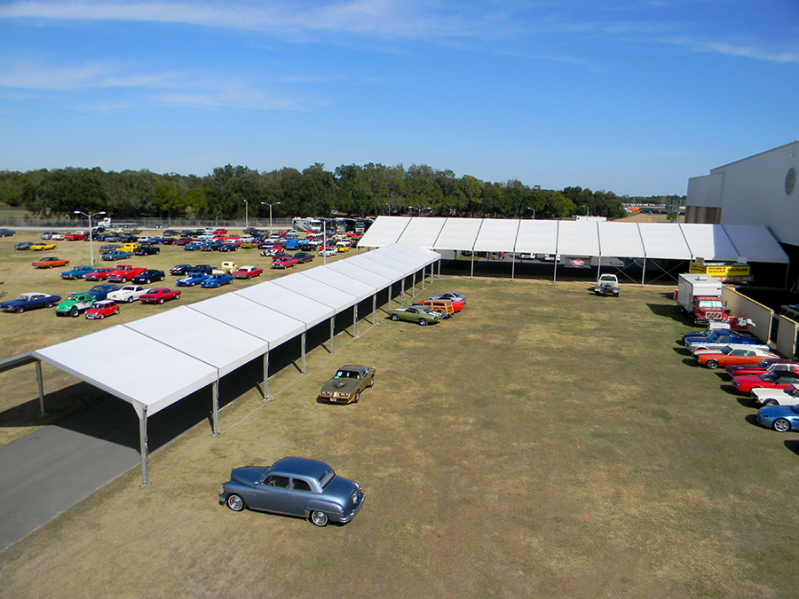 Structure Tents - Clear Span
