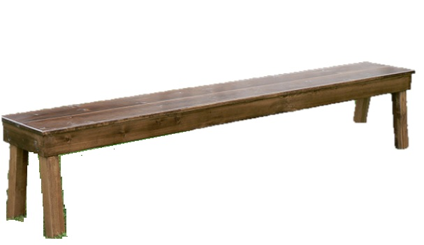 Prime 8Ft Rustic Bench Andrewgaddart Wooden Chair Designs For Living Room Andrewgaddartcom