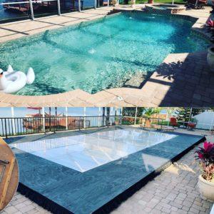 Dance Floor Pool Covers Rentals Pool Covers Tampa