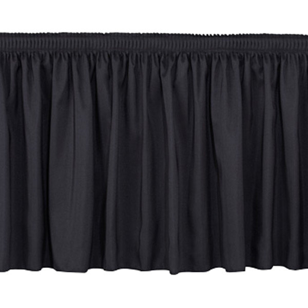Stage Skirting Linear Ft Fiestas Solutions Party Rental